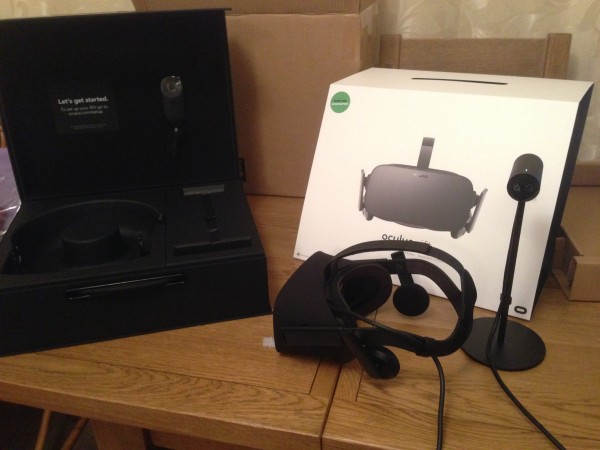 Rift Shinny And New